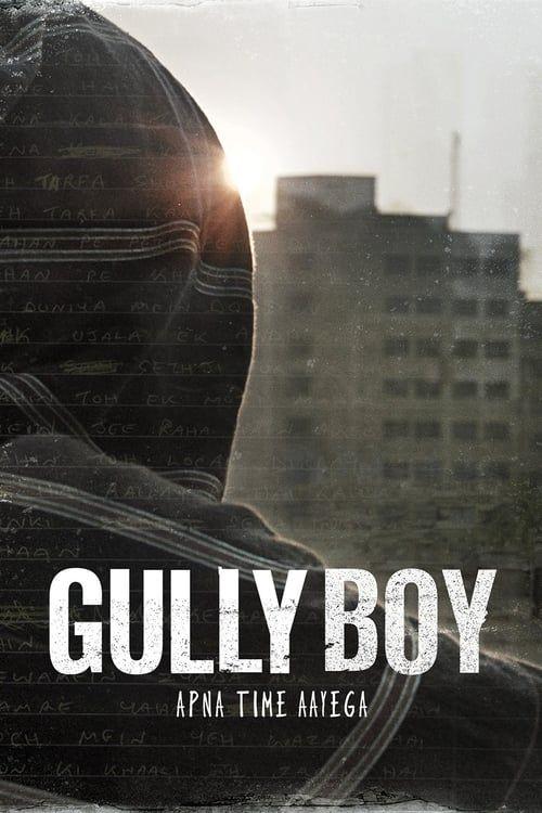 Key visual of Gully Boy