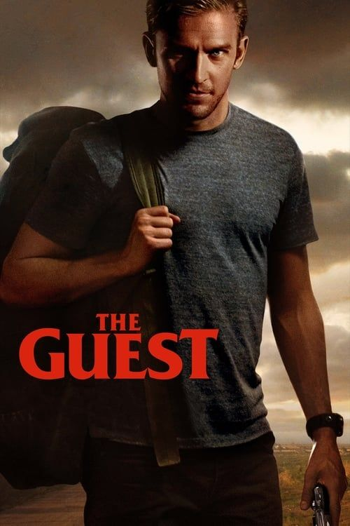Key visual of The Guest
