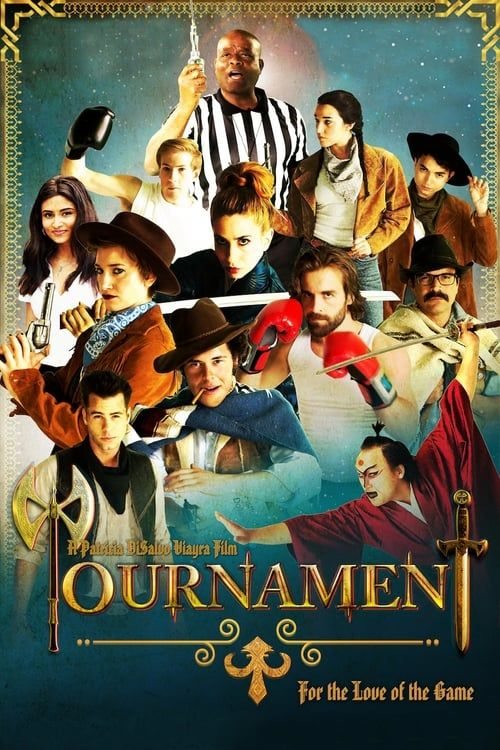 Key visual of Tournament