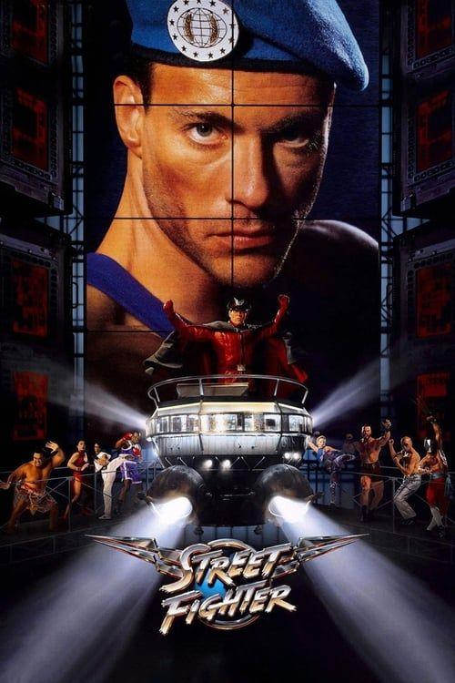 Key visual of Street Fighter