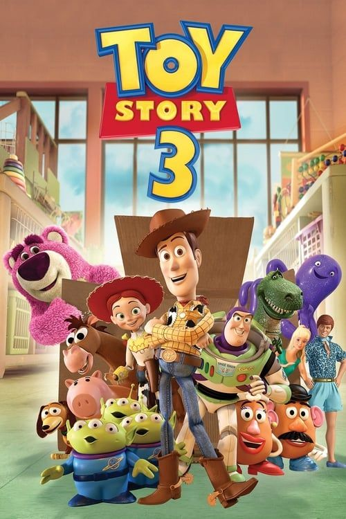 Key visual of Toy Story 3
