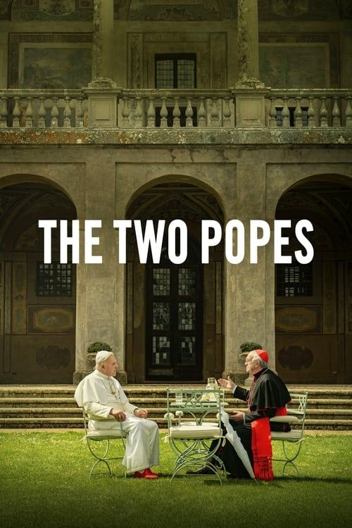 Key visual of The Two Popes