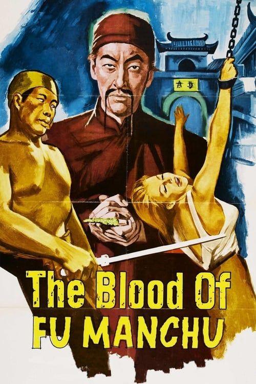 Key visual of The Blood of Fu Manchu