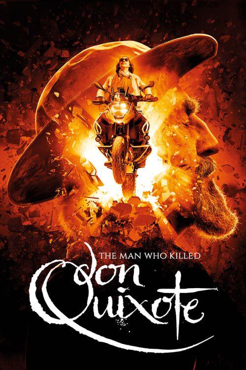 Key visual of The Man Who Killed Don Quixote
