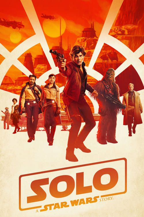 Key visual ofSolo: A Star Wars Story