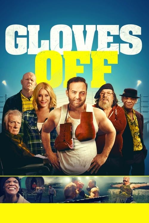 Key visual of Gloves Off