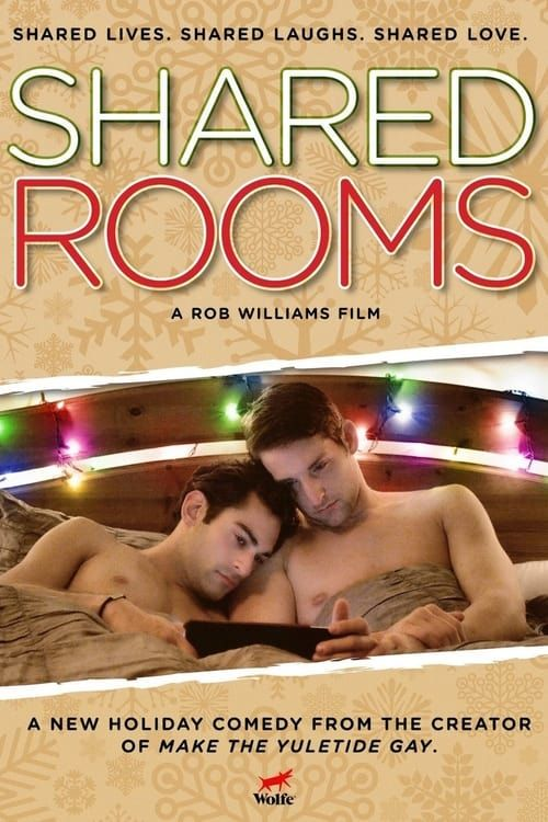 Key visual of Shared Rooms