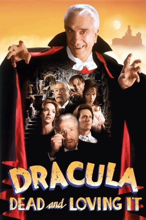Key visual of Dracula: Dead and Loving It