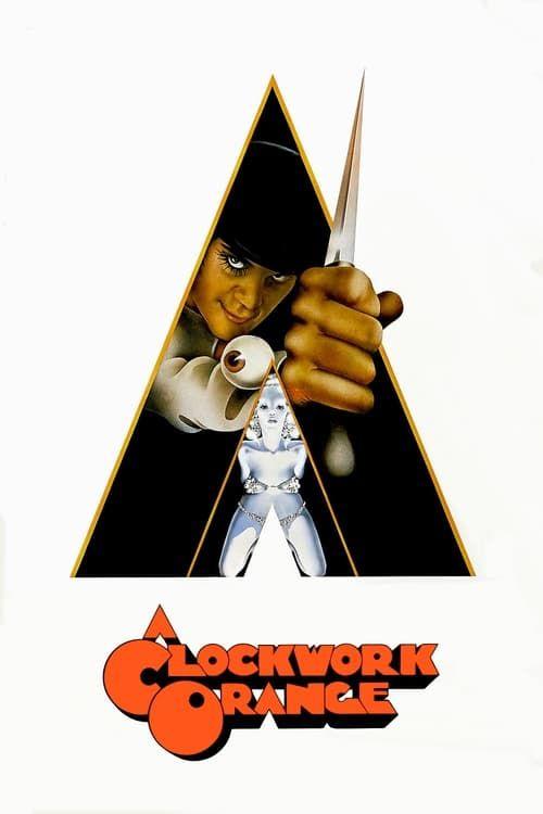 Key visual of A Clockwork Orange