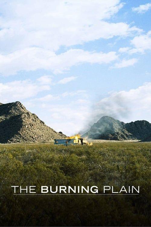 Key visual of The Burning Plain