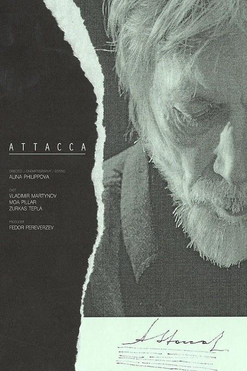 Key visual ofAttacca