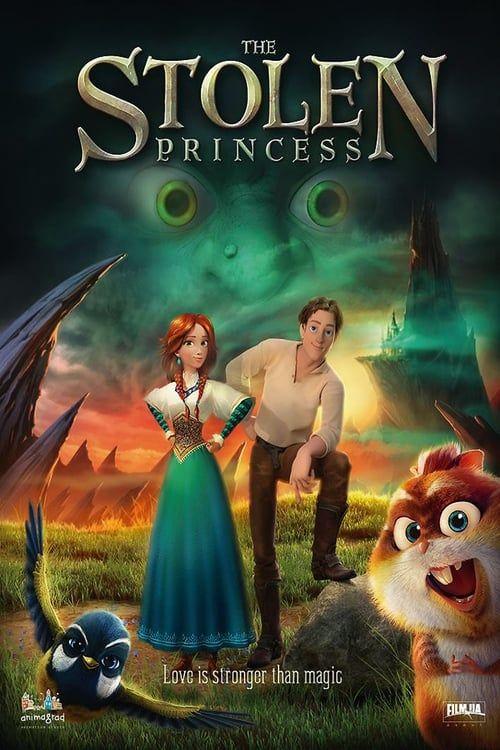 Key visual of The Stolen Princess