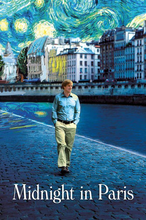 Key visual of Midnight in Paris