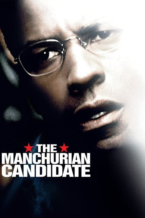 Key visual of The Manchurian Candidate