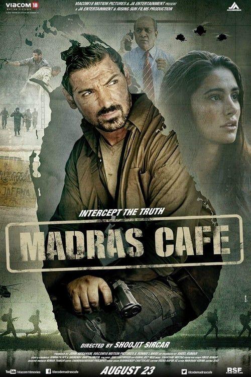 Key visual of Madras Cafe