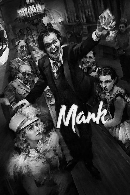 Key visual of Mank