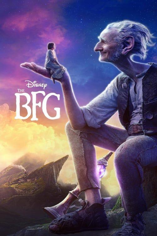 Key visual of The BFG