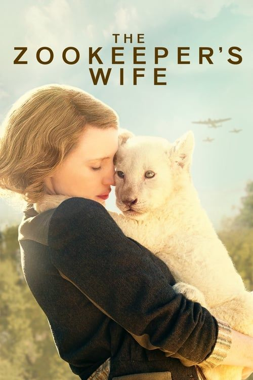 Key visual of The Zookeeper's Wife