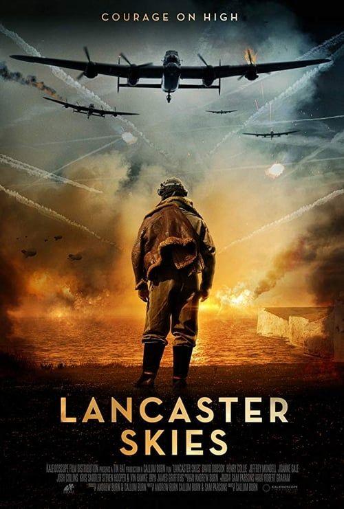 Key visual of Lancaster Skies