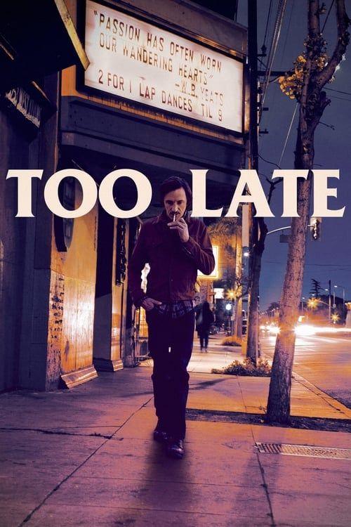 Key visual of Too Late