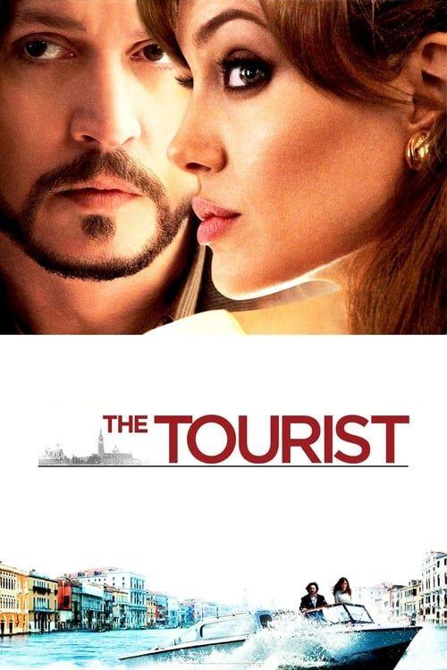 Key visual ofThe Tourist
