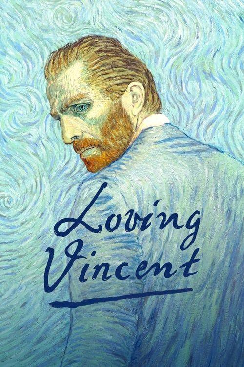 Key visual of Loving Vincent