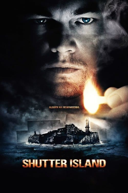 Key visual of Shutter Island