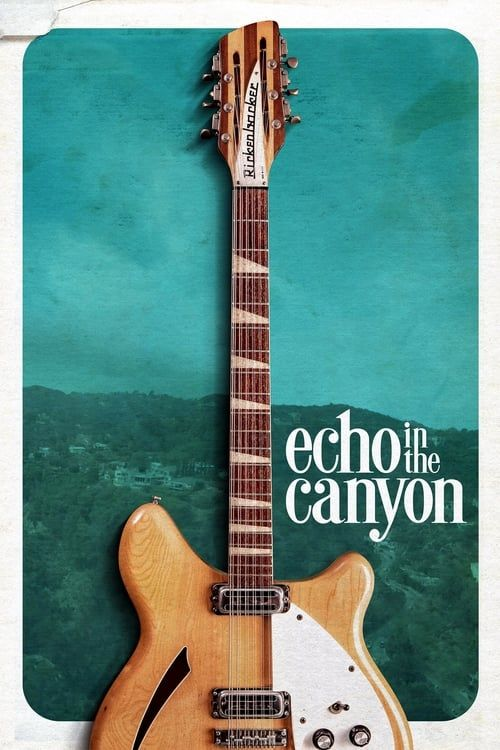 Key visual ofEcho in the Canyon