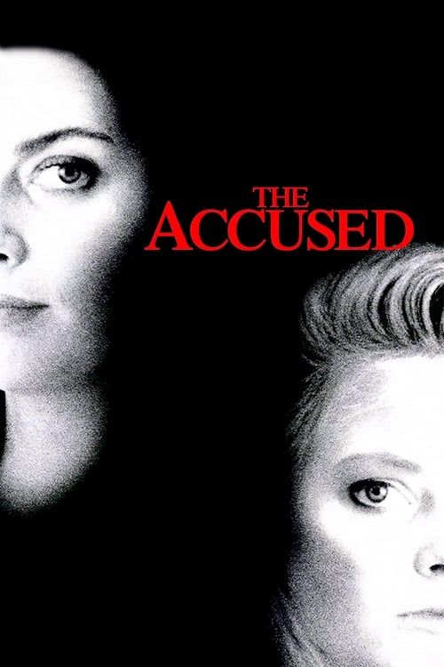 Key visual of The Accused