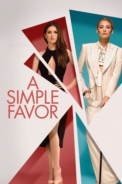 Key visual ofA Simple Favor