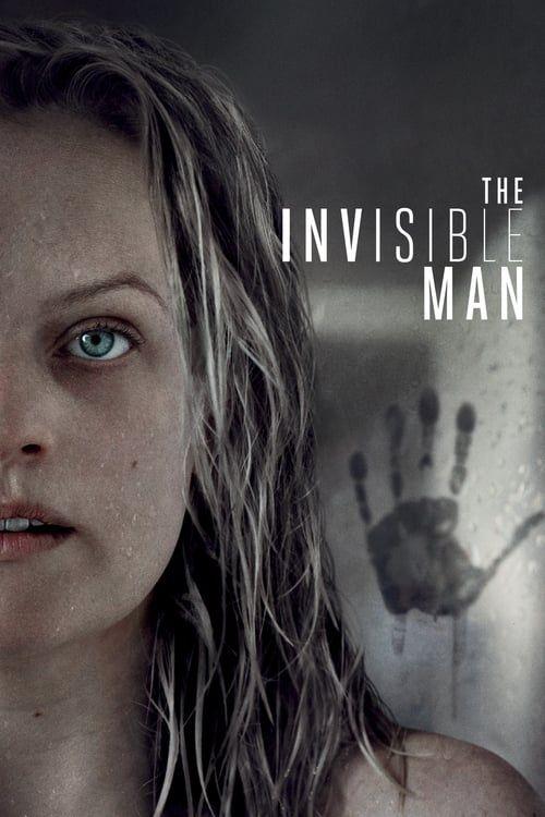 Key visual of The Invisible Man