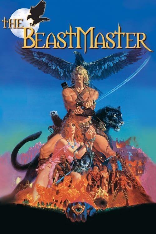 Key visual of The Beastmaster