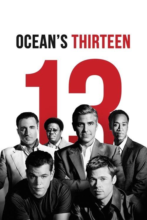 Key visual of Ocean's Thirteen