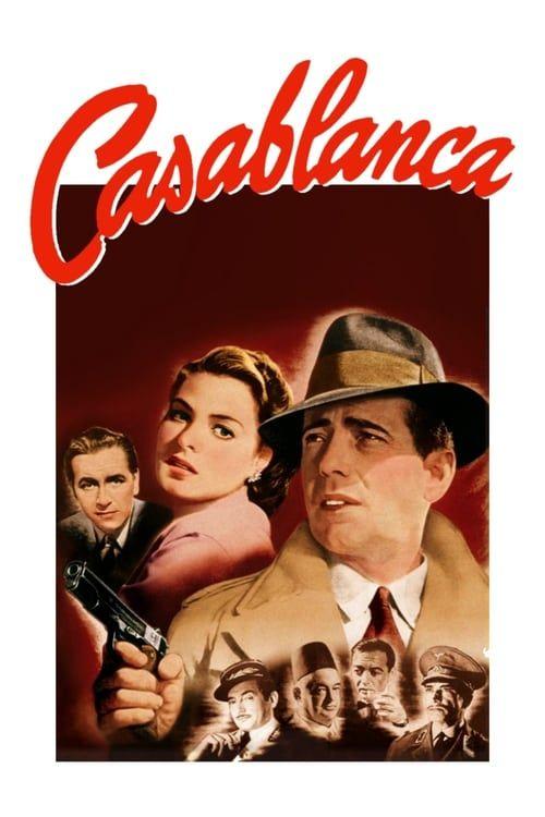 Key visual of Casablanca