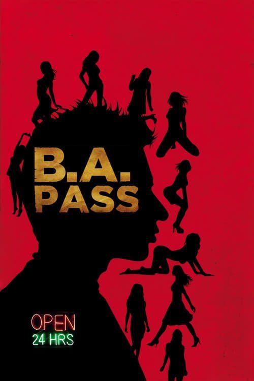 Key visual of B.A. Pass