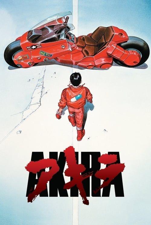 Key visual of Akira