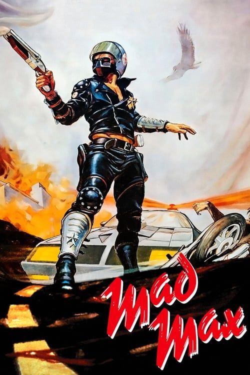 Key visual of Mad Max