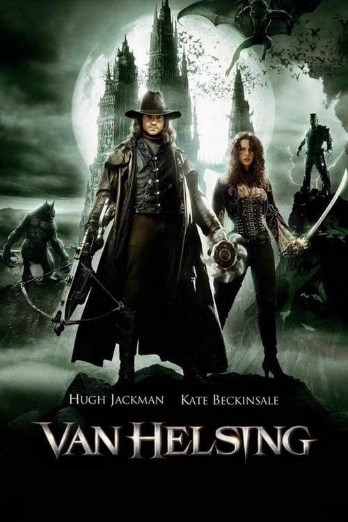Key visual ofVan Helsing
