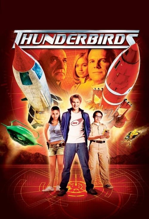 Key visual ofThunderbirds