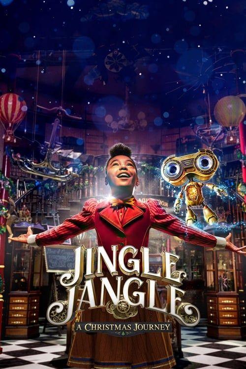 Key visual of Jingle Jangle: A Christmas Journey