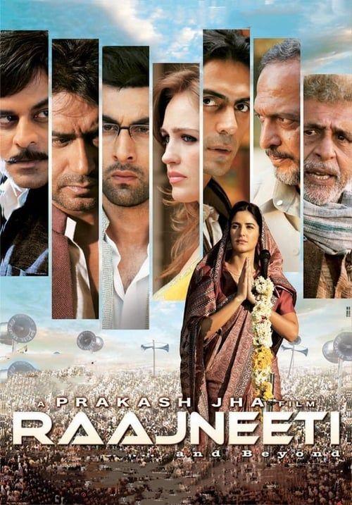 Key visual of Raajneeti