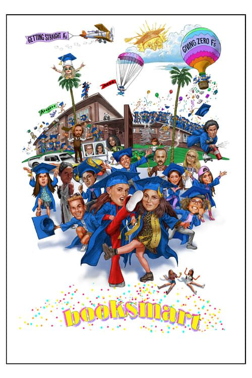 Key visual ofBooksmart
