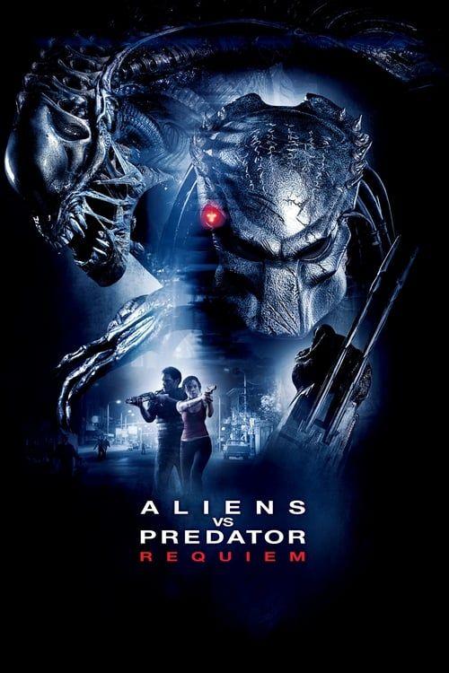 Key visual ofAliens vs Predator: Requiem