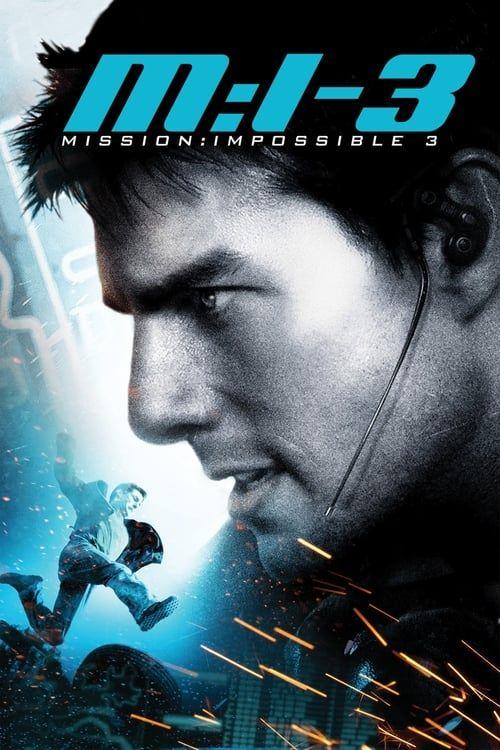 Key visual ofMission: Impossible III