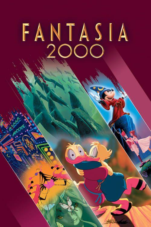 Key visual of Fantasia 2000
