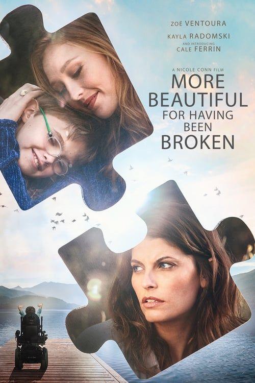 Key visual of More Beautiful for Having Been Broken