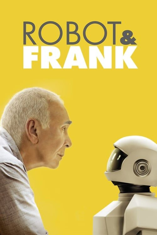 Key visual of Robot & Frank