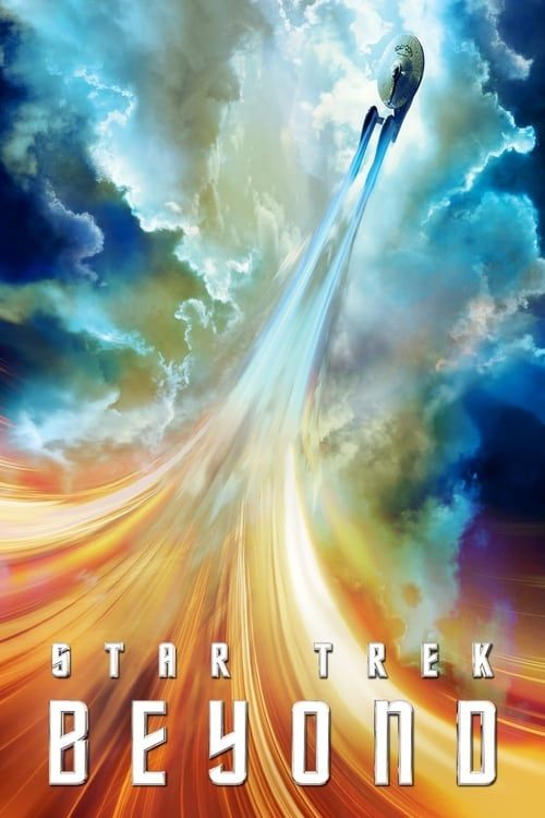 Key visual ofStar Trek Beyond
