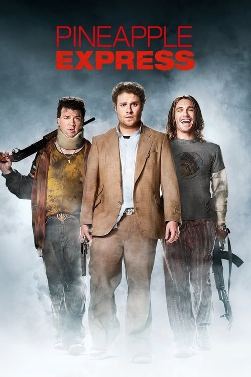 Key visual ofPineapple Express