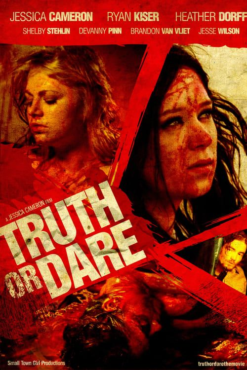 Key visual of Truth or Dare